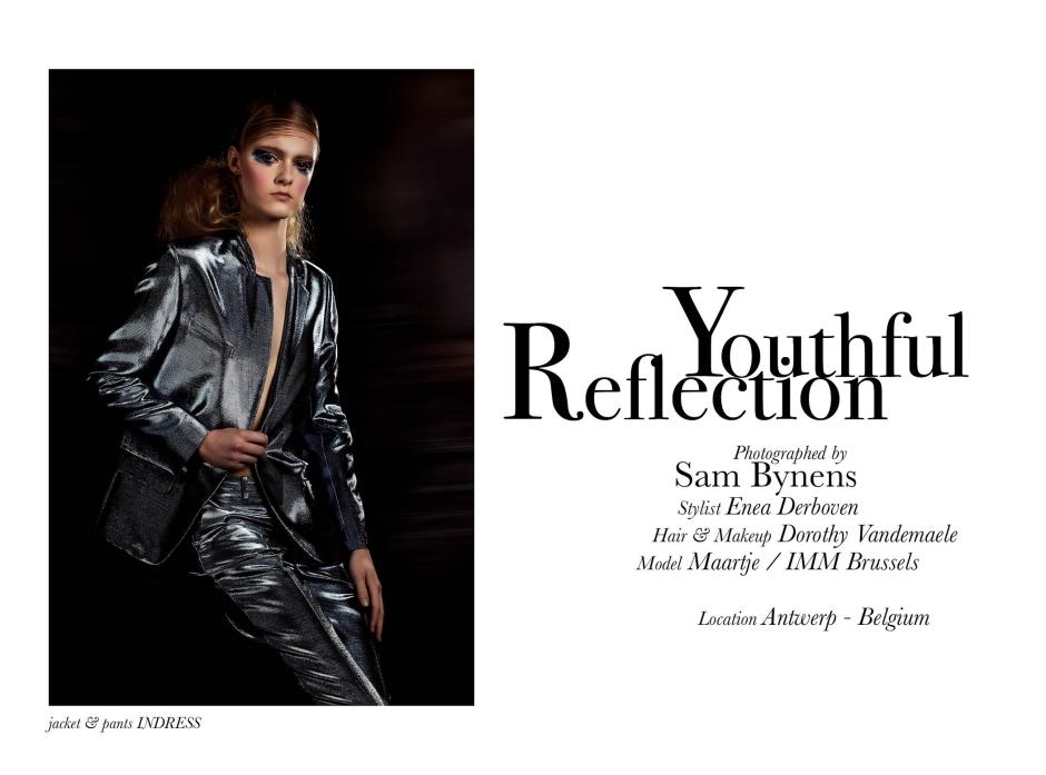 Youthful Reflection