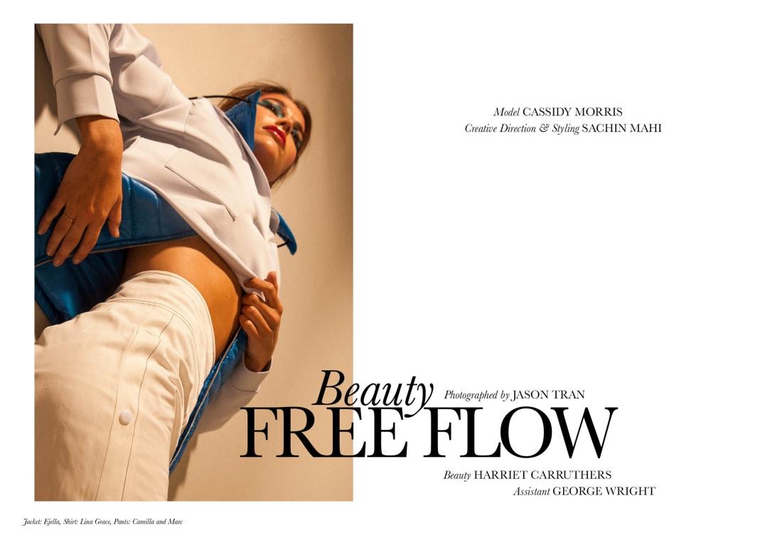 Beauty Free Flow
