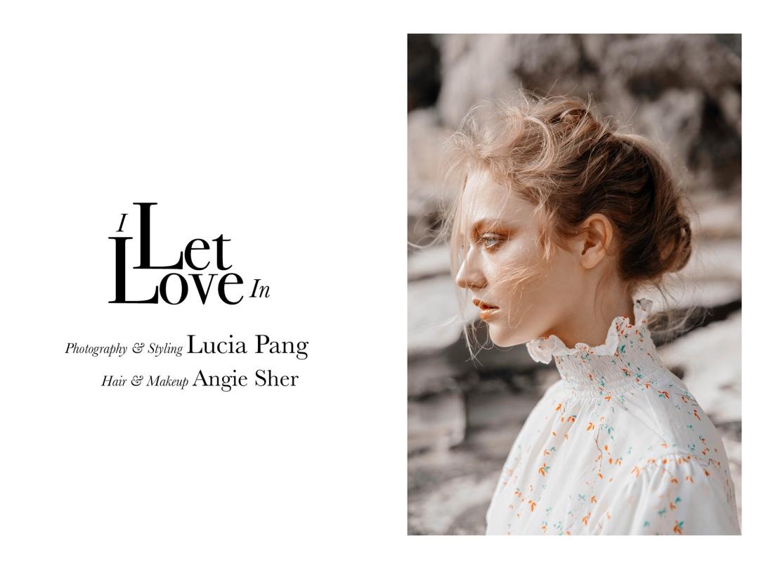 I Let Love In